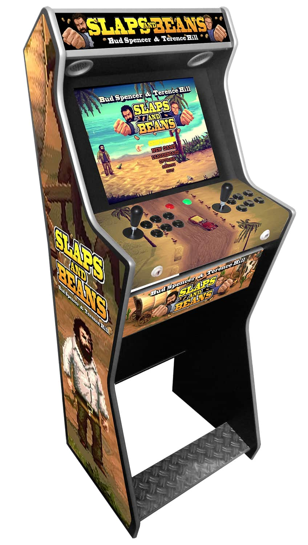 Bud Spencer Terence Hill - Slaps & Beans Arcade Spiel